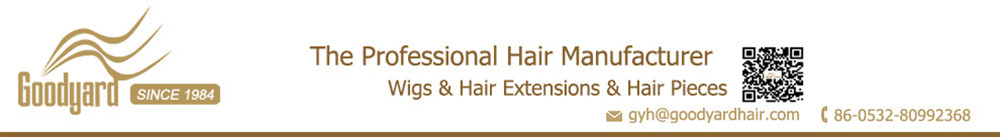 Goodyardhair-The Professional Hair Manufacturer