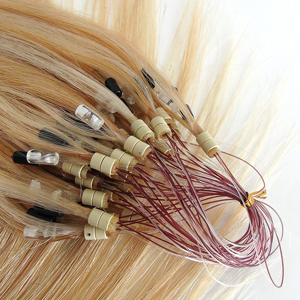 Vital pros and cons of fusion hair extensions goodyardhair extensions micro ring pmusecretfo Gallery