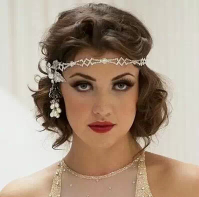 1920s style hair 1000 images about 1920s fashion on roaring 6588